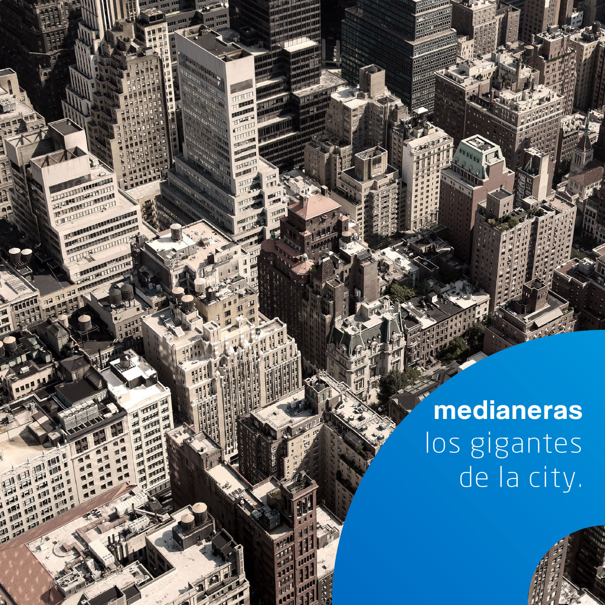 City Comunicación. Medianeras
